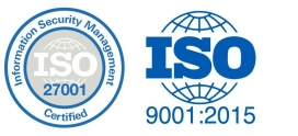 Data Adviser renueva los ISO 9001 y 27001